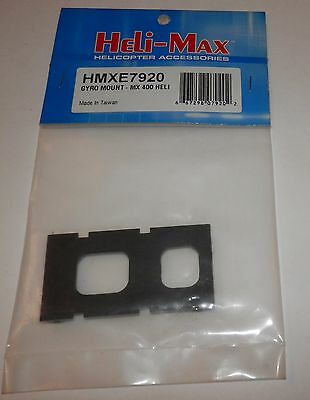 Heli-Max Gyro Mount for MX 400 Heli #HMXE7920 NIP