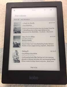 Kobo Aura HD Touch Model. N204B eBook reader - 4 GB. Tullamarine Hume Area Preview