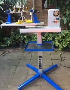 Racquet stringing / restringing machine – Tennis badminton Squash Clayton South Kingston Area Preview
