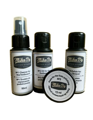 Guitar Maintenance Kit Cleaning and Disinfection by MIHADO