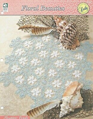 Floating Petals Doily Crochet Pattern - Floral Beauties HOWB Series