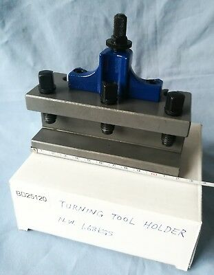 BH32130 Boring Tool Holder with V notch for Multifix B Quick Change Tool Post
