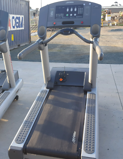 Life Fitness Commercial Treadmill