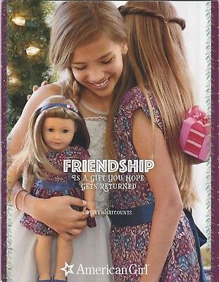 Girls Clothes Catalog (American Girl Clothes Catalog December 2017 ( Back Issue ) FREE)