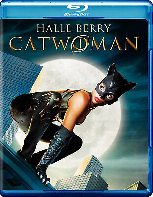 e Berry | New | Sealed | Blu-ray Region free (Halle Berry Catwoman)
