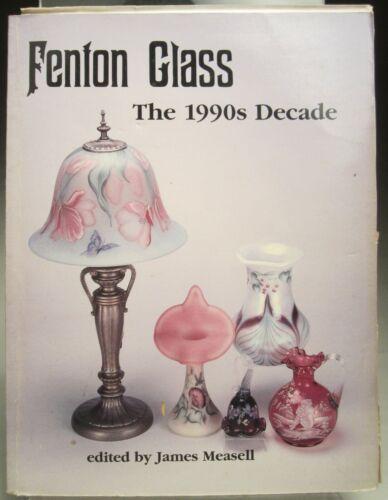 Fenton Glass 1990