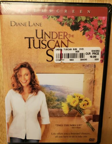 Under The Tuscan Sun - Full Screen Edition - DVD NEW Sealed - $5.99