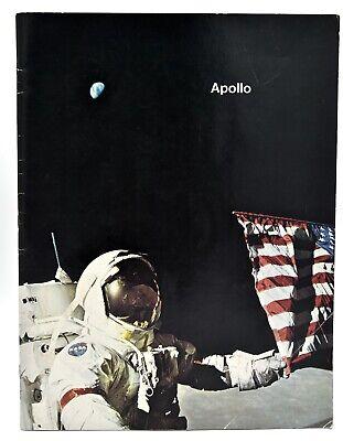APOLLO Rare Collectable Magazine Public Affairs National Geographic NASA
