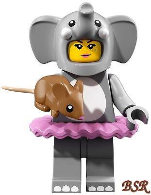 LEGO® 71021 Minifiguren Serie 18 Nr.1 Mädchen im Elefantenkostüm ! NEU !