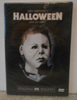Halloween (DVD 1999) RARE 1978 HORROR JAMIE LEE CURTIS BRAND NEW  ()