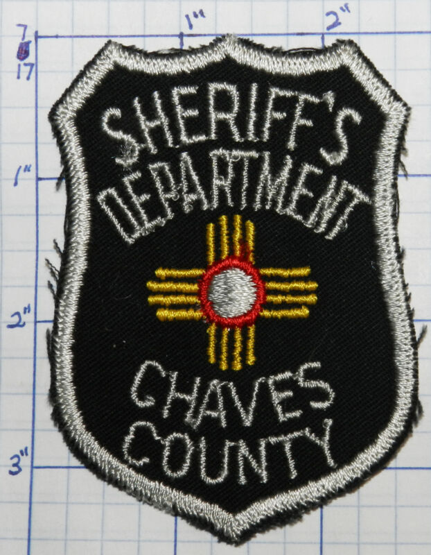 NEW MEXICO, CHAVES COUNTY SHERIFF