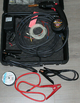 Ready Welder Ii Portable Ultimate Spoolgun Advanced Mig Weld Cable 10250