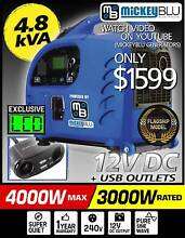 FREE CAMPING GENERATORS..PURESINE WAVE... FACTORY DIRECT PRICES Midvale Mundaring Area Preview