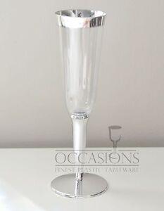 bulk champagne flutes home garden ebay. Black Bedroom Furniture Sets. Home Design Ideas