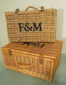 Fortnum and Mason - wicker basket / hamper Mount Gravatt Brisbane South East Preview