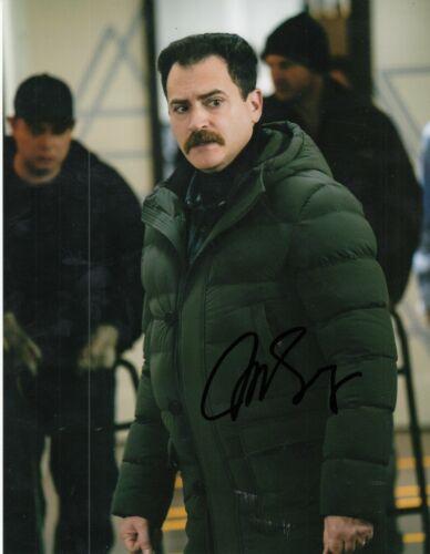 MICHAEL STUHLBARG signed (FARGO) TV SHOW autographed 8X10 *Sy Feltz* W/COA #3