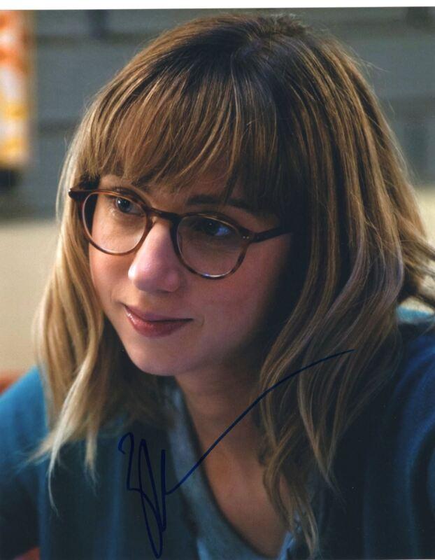 Zoe Kazan signed It's Complicated Movie 8x10 Photo w/COA Revolutionary Road #4