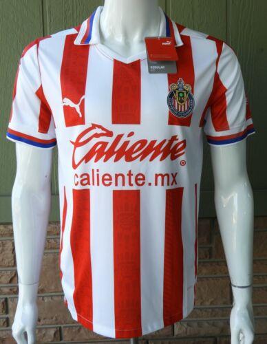 LIGA MX CLUB DEPORTIVO CHIVAS LOCAL HOME JERSEY 2021 LA NUEVA