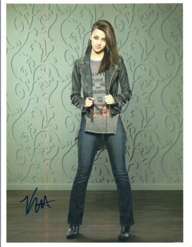 Katie Findlay Signed Autographed 8x10 How To Get Away With Murder COA VD