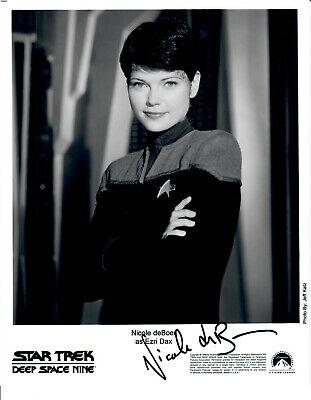 icole deBoer als Ezri Drax aus Star Trek, Echtfoto 20x25cm (Drax Aus)