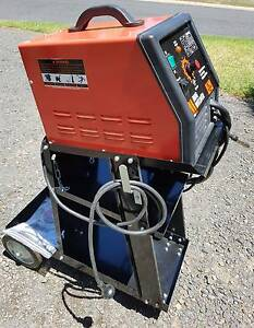 WELDER - Mechpro 150A MIG (Gas / Gasless) and Trolley Tumut Tumut Area Preview