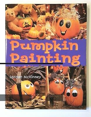 Halloween Jack O Lanterns Ideas (Pumpkin Painting by Jordan McKinney Craft Halloween Ideas Jack O)