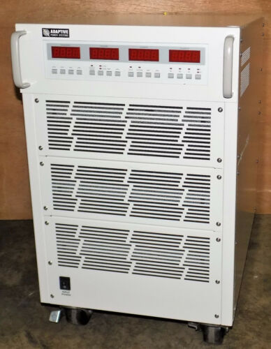 APS ADAPTIVE POWER SYSTEMS APS1010MX480 SINGLE PHASE FREQUENCY CONVERTER