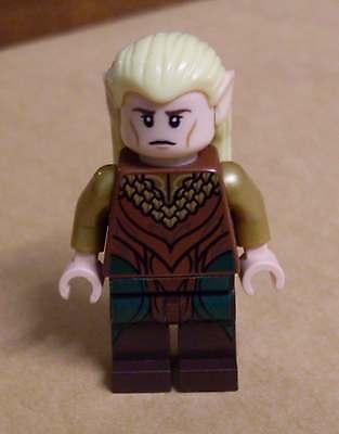 Lego Herr Der Ringe - Legolas Greenleaf Figur Figuren Der Kleine Hobbit Neu