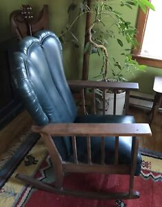 1930's  Rocking Chair