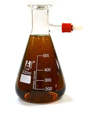Filter Flask Borosilicate 500ml Pack Of 2