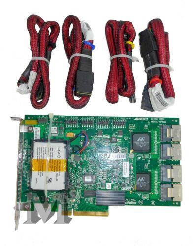LSI / 3Ware-  9650SE-12/16ML -  SATA PCI-E x8 16 Port RAID Controller w/ Battery