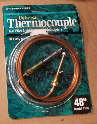 "White-Rodgers Thermocouple Replacement Kit 48"" Inch - 1155"