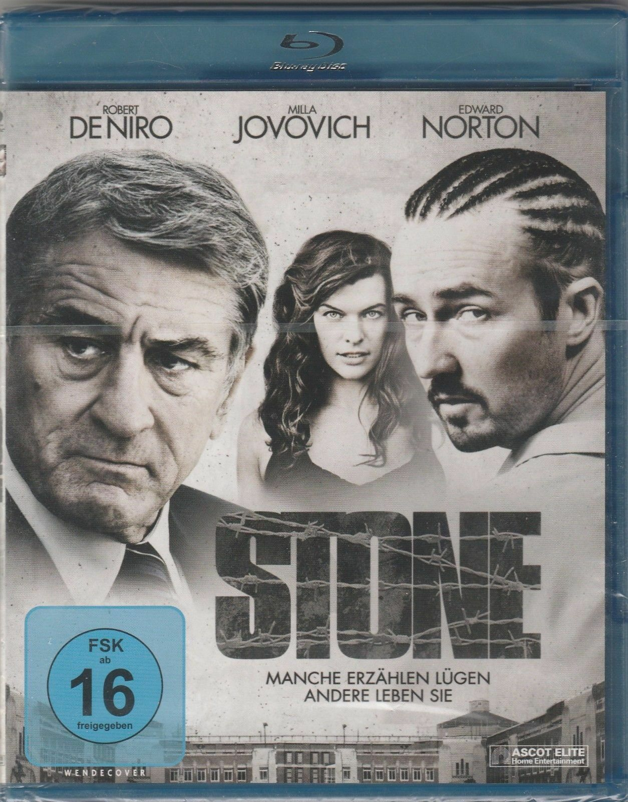 Stone / Bluray / Robert de Niro / Edward Norton / Billigstes Angebot bei Ebay