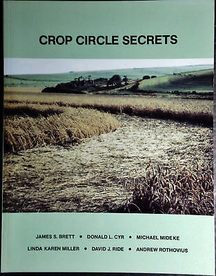 - Crop Circle Secrets by Donald L. Cyr, Stonehenge Viewpoint, 1991