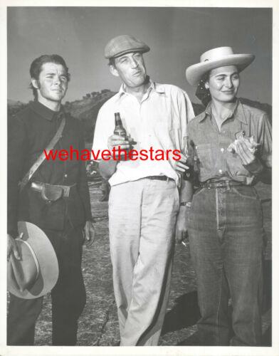 VINTAGE Audie Murphy John Huston RED BADGE