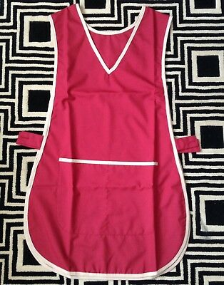Emirates Airline Official Cabin Crew Uniform Red Service Apron Waistcoat