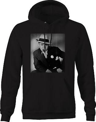 Sweatshirt - Al Capone Suit Cigar American Gangster Retro Vintage