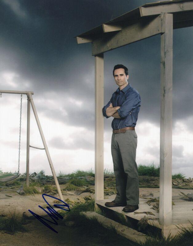 Nestor Carbonell Lost TV Show Richard Alpert Signed 8x10 Photo w/COA #1