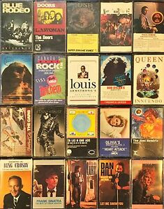 Vintage Audio Cassettes UPDATED Rock, Beatles London Ontario image 3