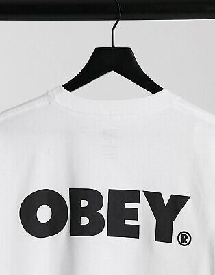 ASOS Obey Men T-Shirt New With Tags! Size XL.