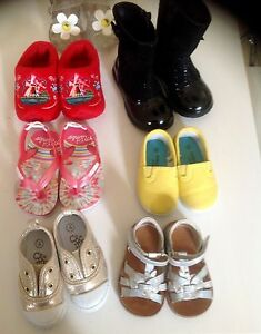 Toddler shoes - 7 pairs Everton Park Brisbane North West Preview