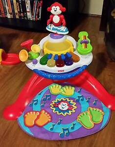 Fisher Price Dancing Monkey Band Thornlie Gosnells Area Preview