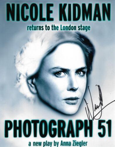 Nicole Kidman Autogramm signed 20x25 cm Bild
