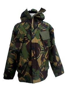 British NBC Suit MK4 DPM Camouflage SizeL180cms New Vacuum Packed Trouser Jacket