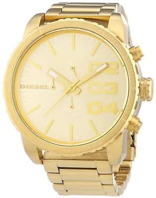 LATEST BRAND NEW Diesel Men's Gold-Tone Analog Watch DZ4268