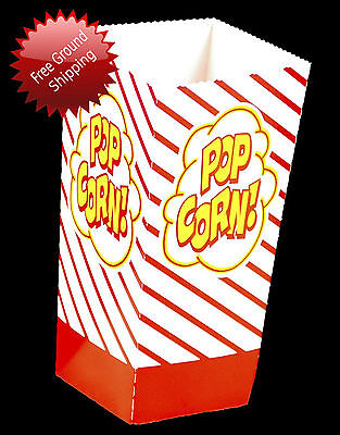 Gold Medal 2066 100 - .8 Oz Popcorn Scoop Boxes-popcorn Machine Supplies