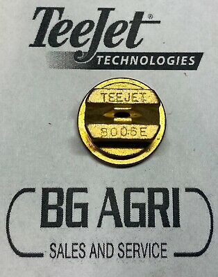 Teejet Brass Spray Nozzle Part Tp8006e