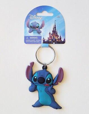 Disney - Lilo and Stitch - Stitch Soft Touch PVC Keyring/Keychain 25089