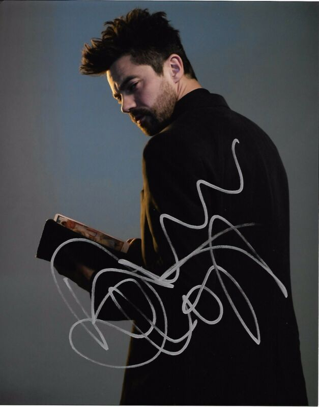 Dominic Cooper Preacher Autographed Signed 8x10 Photo COA #5