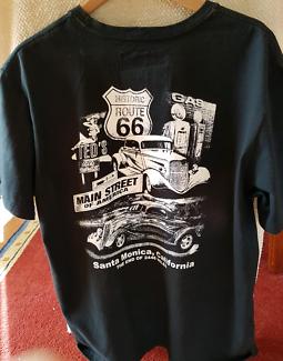 Route 66 shirt. Original